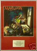 MARILLION- SCRIPT FOR A JESTERS TEAR - Framed LP Cover
